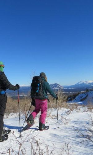 Snowshoe Tours Yukon